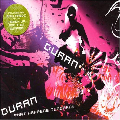 What Happens Tomorrow, Pt. 1 [UK CD]