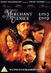 Merchant of Venice [Region 2]