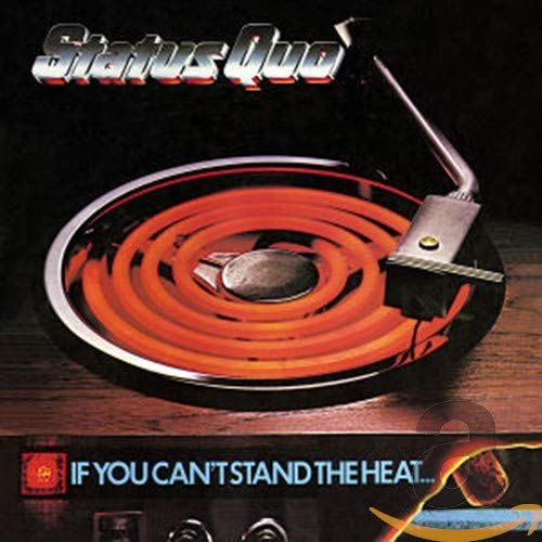 If You Can't Stand The Heat Album