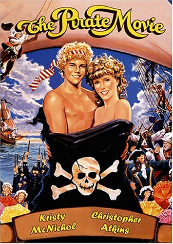 Get The Pirate Movie On Video