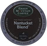 Green Mountain 15508 Nantucket Blend Coffee K-Cup (18 Count)