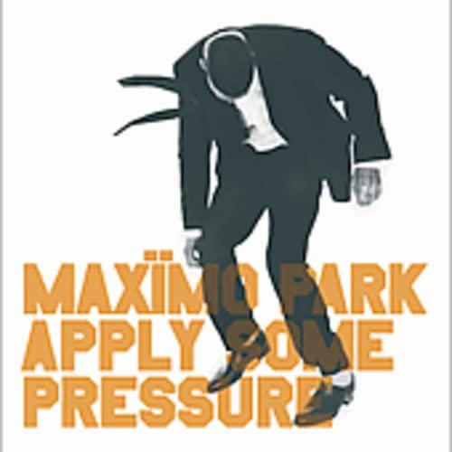 Apply Some Pressure [UK CD]