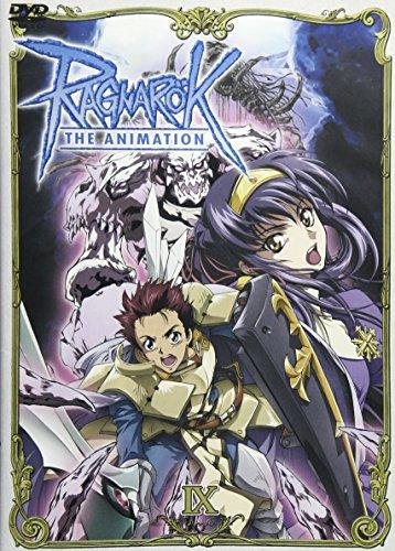 RAGNAROK THE ANIMATION Vol.9 [DVD]