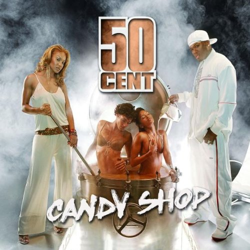 Candy Shop/Disco Inferno [Australia CD]
