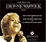 The Best of Dionne Warwick: Live [St. Clair]