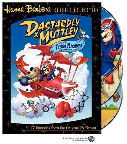 Get Dastardly And Muttley And Their Flying Machines (Series) On Video