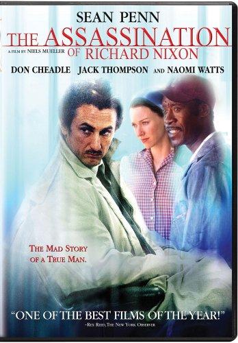The Assassination of Richard Nixon DVD