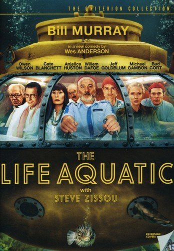 The Life Aquatic with Steve Zissou - Criterion Collection DVD
