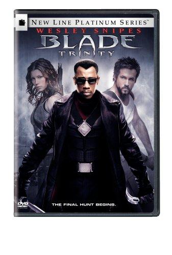 Blade - Trinity  DVD