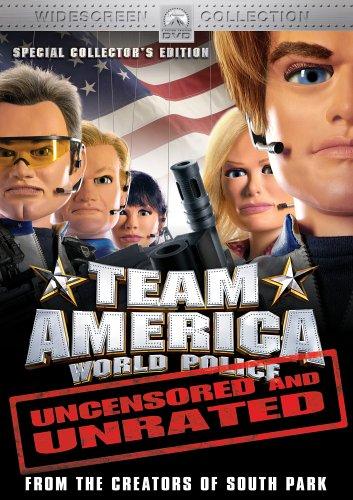 Get Team America: World Police On Video