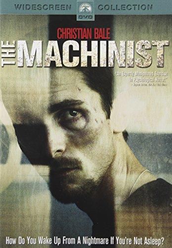 The Machinist DVD