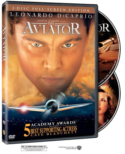 The Aviator  DVD