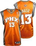 Steve Nash Phoenix Suns Replica Orange NBA Jersey