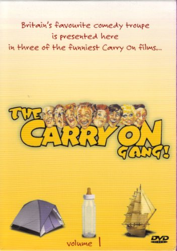 The Carry On Gang, Vol. 1 (Carry On Camping / Carry on Matron / Carry On Columbus)