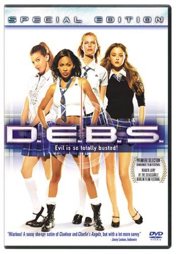D.E.B.S.  DVD