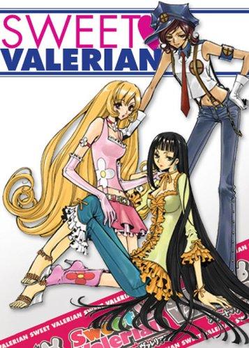 スウィート・ヴァレリアン Vol.1 [DVD]