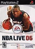 PS2 NBA Live 2006