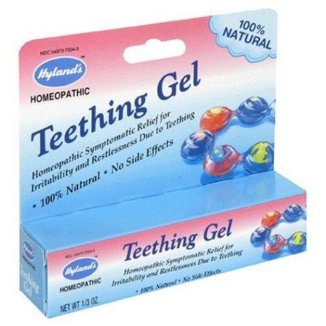 Humphreys teething tablets side effects