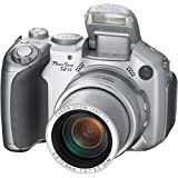 Canon Powershot S2 IS 5MP Digital Camera with 12x Optical Image Stabilized Zoom