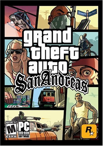 للعبة Grand Theft Auto: Andreas