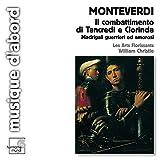 Ballo delle ingrate. Combattimento di Tancredi e Clorinda (Capella Musicale di S. Petronio di Bologna) lyrics