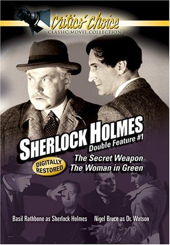 Sherlock Holmes Double Feature #1