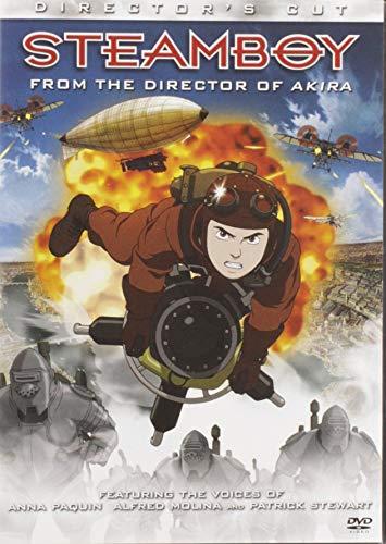 Steamboy - Director's Cut  DVD