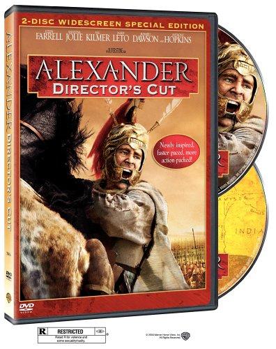 Alexander - Director's Cut  DVD