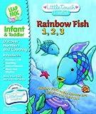 Little Touch LeapPad Rainbow Fish 1, 2, 3 Book