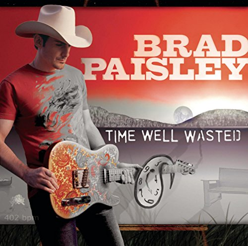Album Cover: Time Well Wasted