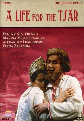 A Life for the Tsar written by Baron Egor Fyodorovich (von) Rozen, Mikhail Glinka, Nestor Kukolnik, Vasily Zhukovsky, and Vladimir Sollogub