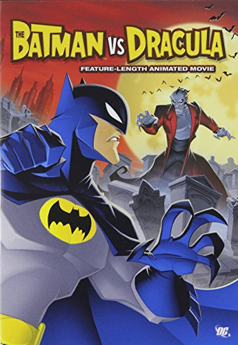 Get The Batman Vs. Dracula On Video