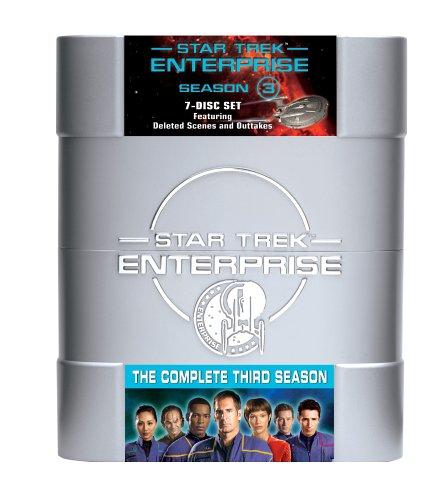 Star Trek Enterprise:Complete 3rd Sea
