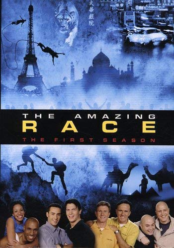 The Amazing Race: The First Season DVD