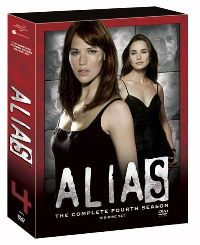 Alias - The Complete Fourth Season