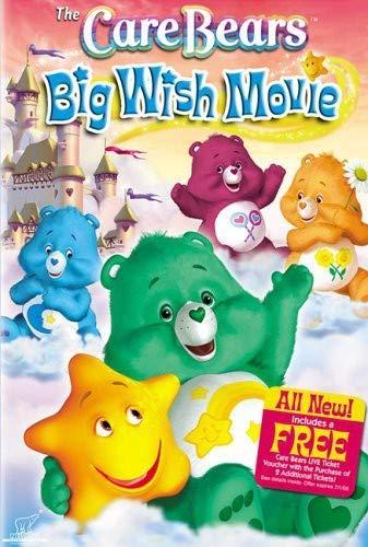 Get The Care Bears Big Wish Movie On Video