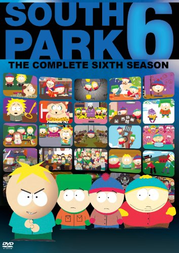 DVD REVIEW: South Park - The Complete Sixth Season