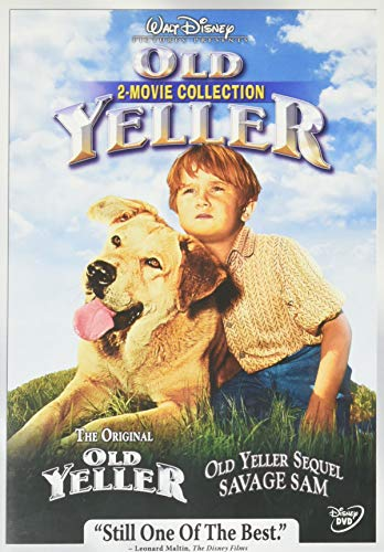 Old Yeller part of Old Yeller