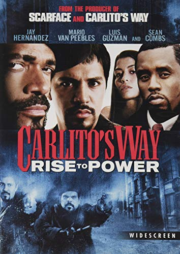 Carlito's Way: Rise to Power  DVD