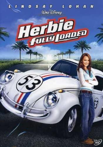 Herbie - Fully Loaded DVD
