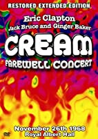 Cream: Farewell Concert (Special Extended…