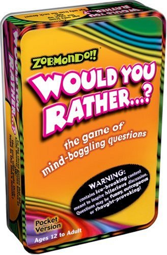 would you rather official game