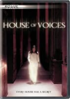 House of Voices by Pascal Laugier