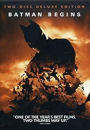Batman Begins – tekijä: Christopher Nolan