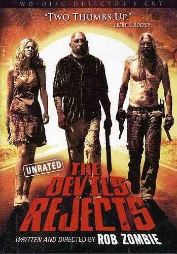 Devil's Rejects  DVD