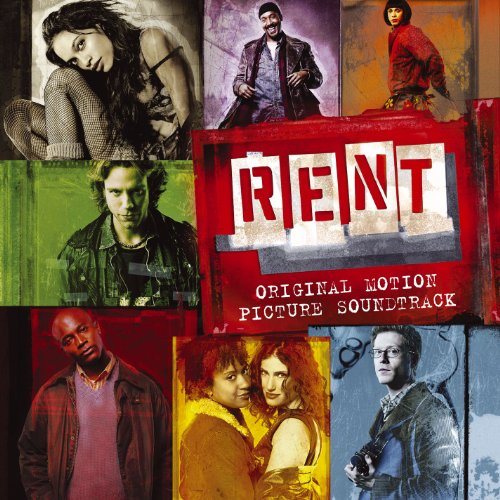 Rent written by Jonathan Larson