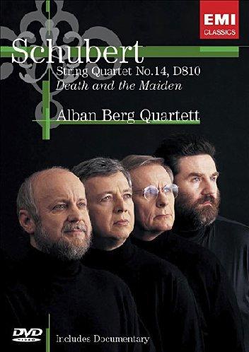 Quat. Jeune Fille Et La Mort - Quatuor Alban Berg