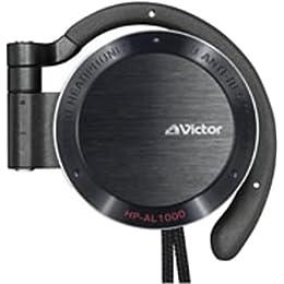 JVC HP-AL1000-B オープン型オンイヤーヘッドホン 耳掛け式 ブラック