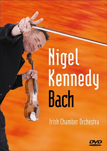 Bach: Conc. Violon, 2 Violons, Irish Chamber Orch