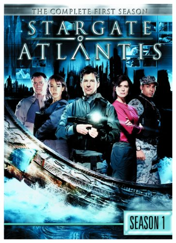 Stargate Atlantis: Season 1 (5pc) (Ws Dub Sub)